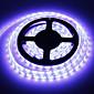 Waterproof 5M 60W 60x5730SMD 7000-8000LM  6000-7000K Cool White light LED Strip Light (DC12V)