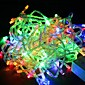 vodootporni 10m 100led RGB svjetlo na čelu božićno svjetlo ukras string svjetlo (220)