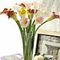 Umělá hmota Kala Lilie Umělé květiny