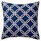 Moderna geometrijska poliestera dekorativne jastučnicu