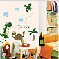 Wall Stickers Wall Decals , Dinosaur PVC Wall Stickers