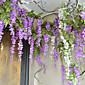 Svila Ljubičasta Umjetna Cvijeće