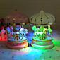 Merry-go-round Pferd Spieluhr Weihnachtsgeburtstagsgeschenk Karussell Spieluhr