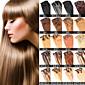 人間の髪の毛の拡張子でアンナ7PCSブラジルクリップ延長70グラムバージン毛束でブラジルストレートヘアクリップ