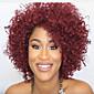 Europa i Sjedinjene Države kemijskih vlakana perika vino crveno fleeciness kape rotor žena vlasulja
