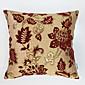 Polyester Navlaka za jastuk,Cvijetan Tradicionalno