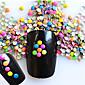 1000 Nail Art Dekorace drahokamu Pearls make-up Kosmetické Nail Art design