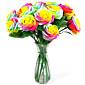 Romantična novost sapun ruža cvijet poklon za ljubitelje pranje