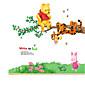 動物 / 植物の / カートゥン / 静物 / ファッション / フローラル柄 / カジュアル ウォールステッカー プレーン・ウォールステッカー,PVC 70*50*0.1