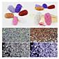 300pcs mantianxing nokte držati izbušiti dno transparentna boja VVS-vs cirkonskim kristalno staklo mikro bušilicom