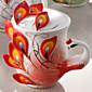 Pribor za piće - noviteti Šalice za čaj Čaše za vino Boce za vodu Čaše za kavu 1 PC Keramika, -  Visoka kvaliteta