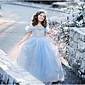 Djevojka je Pamuk Jednobojni Ljeto Bez rukava Haljina