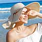 Žene Šešir širokog oboda Slamnati šešir Šešir za sunce-Ležerne prilike-Ljeto,Slama
