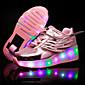 Djevojčice Atletičarke tenisice Proljeće Ljeto Jesen Zima Osvijetlite Shoes Svjetlosni obuće Til Umjetna kožaAktivnosti u prirodi Ležeran